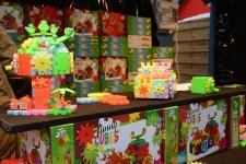 Les funny cubes: Des cubes, des engrenages et du mouvement, tous les ingrédients sont réunis pour offrir un jeu ludique et éducatif aux enfants