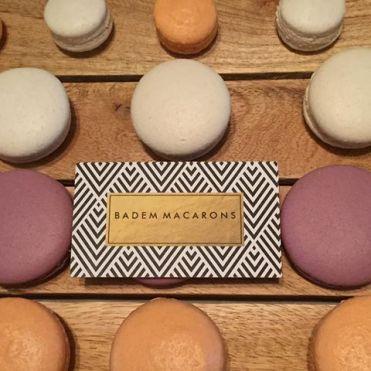 badem-macarons