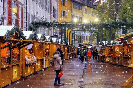 marcher de noel 2018 annecy Dimanche 7 janvier: Fermeture du marché de Noël d'Annecy – Marché  marcher de noel 2018 annecy