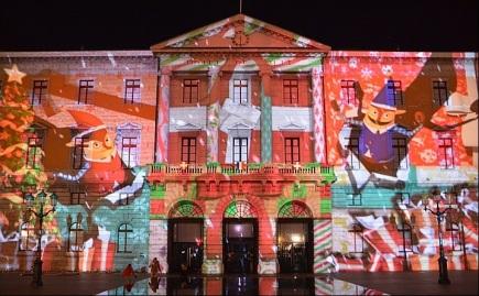 Les belles projections à Annecy