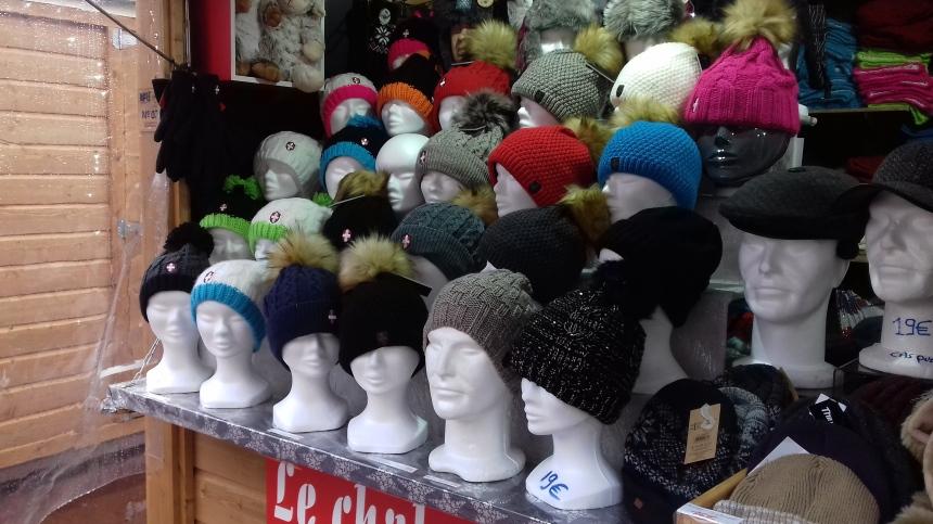 Bonnets chauds