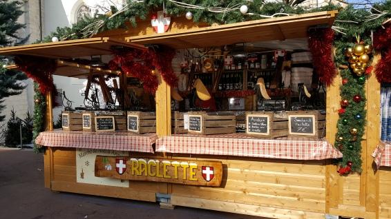La raclette pour se réchauffer à Annecy !