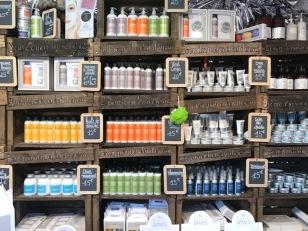 Soins, laits ou encore shampoings...